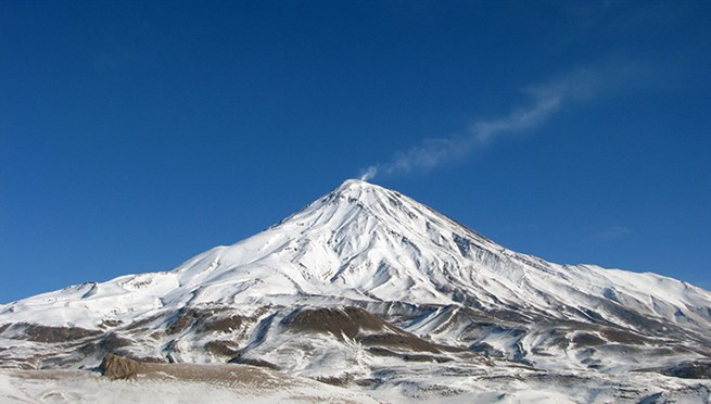 Damavand Mountain