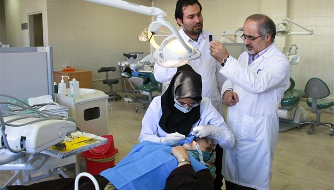 Study Dentistry in Iran