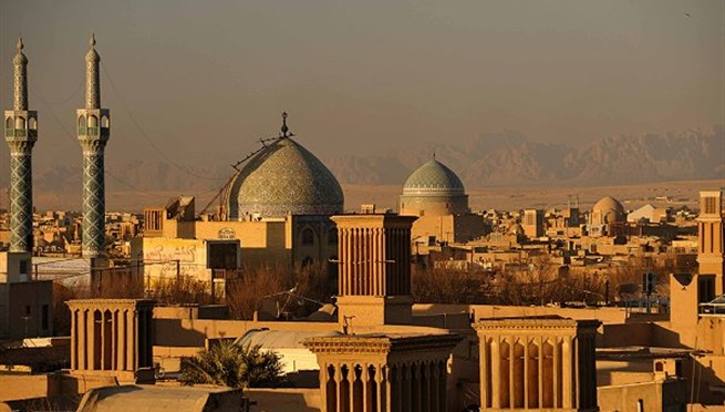 Welcome to Yazd, A World Heritage City